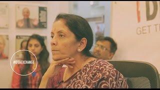 Nirmala Sitharaman on LoP controversy