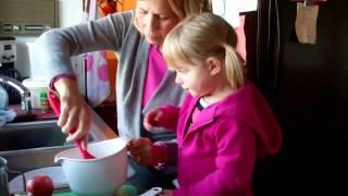 Baking An Apple  Pie!!