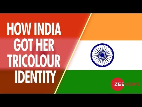 How India got her tricolour identity: The story of India's national flag