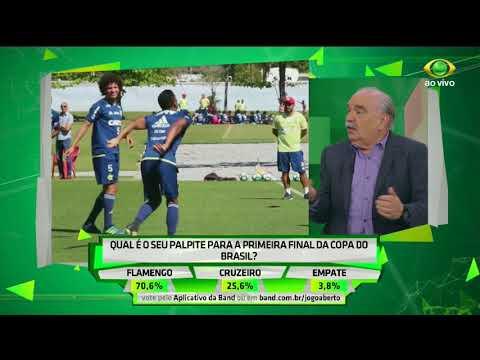 Paulo Martins: Rueda Deu Padrão De Jogo Ao Flamengo