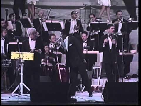 Tito Puente --Su Disco Numero 100  (filmado en vivo)