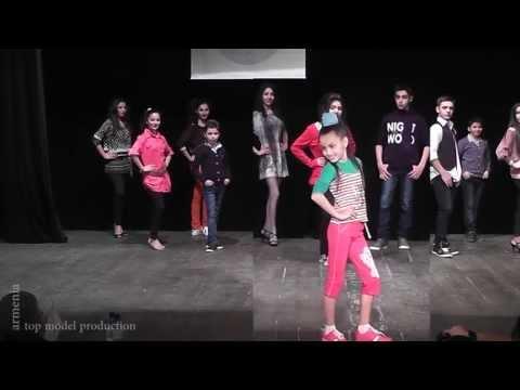 Top Model Production Armenia & ELIZABETH Presents