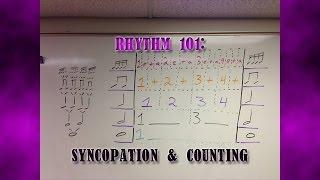 Rhythm 101: Syncopation & Counting