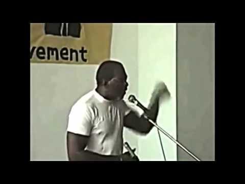 Chairman Omali Yeshitela - Wolves