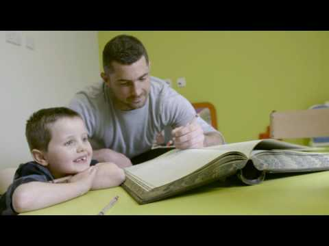 Crumlin's Big Book of Memories featuring Rob Kearney