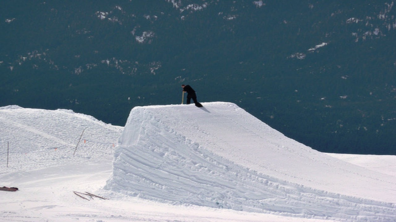 How To Progress From Small Snowboard Jumps To Hit Big