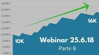 La Mejor Estrategia De Trading Forex Ganadora · Webinar 25.6.18 (Parte 8)