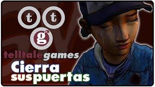 Telltale Games cierra sus puertas: El futuro incierto de la compañía