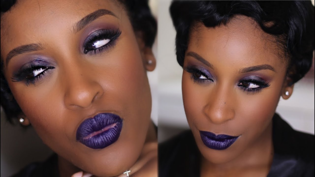 Black History Roaring 20s Makeup Makeup Game On Point Youtube - 20s-makeup