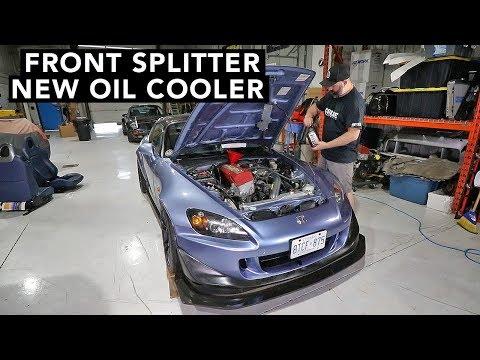 S2000 Track Car Prep