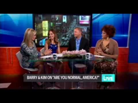 Barry Poznick   Kim Coles On Their New  Are You Normal, America    NBC New York2.rv