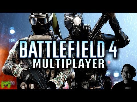 BATTLEFIELD 4 ONLINE # 1 - Sturm auf Paracel Conquest «» Let's Play BF4 Multiplayer | HD