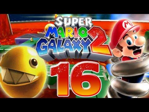 Let's Play Super Mario Galaxy 2 Part 16: Der goldene Kettenhund
