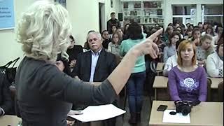 ГІСТЬ УНІВЕРСИТЕТУ - Ірина ФАРІОН