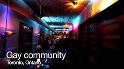 Gay Community in Toronto - Ontario, Canada