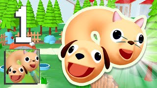 Cats & Dogs 3D Level 1-20 Gameplay Walkthrough [Android, iOS Game] part 1 screenshot 5