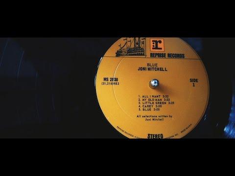 Joni Mitchell –  All I Want《Blue US org LP》