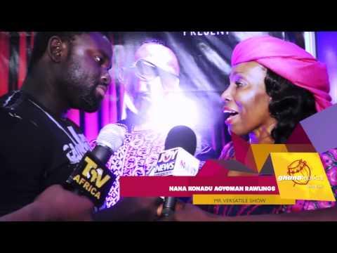 Nana Konadu Agyeman Rawlings - To set up Music & Dance school   GhanaMusic.com Video