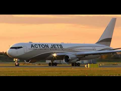 ACTON JETS, where we meet all your aviation needs