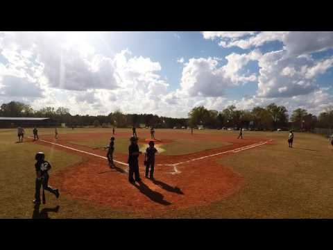 Warriors v Diamond Elite Aces 03272017