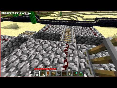 how to get out minecart