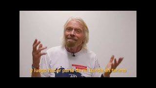 Fonseca - Mensaje Especial de Richard Branson en Concierto VenezuelaAidLive - 26 de febrero de 2019