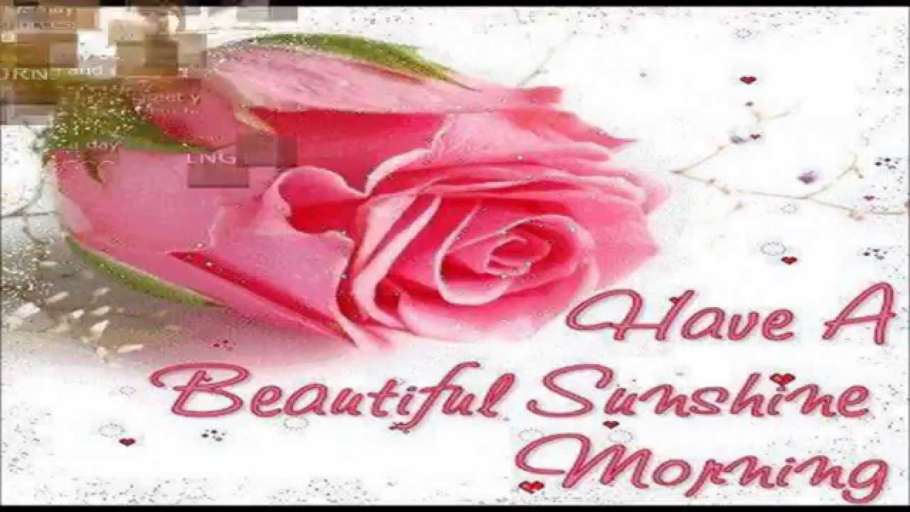 Have a good day sms