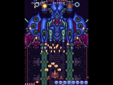 Arcade Longplay [300] Truxton