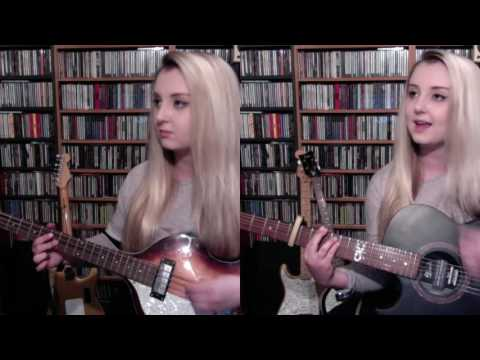 Me Singing 'Nowhere Man' By The Beatles (Full Instrumental Cover By Amy Slattery)