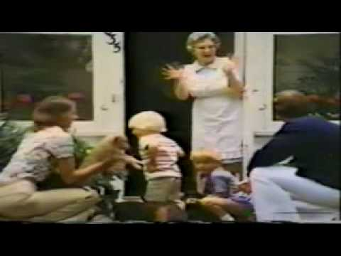 Cube Farm Blues >> Pepsi Puppies 1975 | FunnyDog.TV