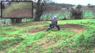 mini moto 50cc RIDE GARDEN DIRT BIKES