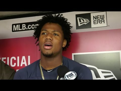 Ronald Acuna Jr. on 1-year anniversary of MLB debut: 'I ...