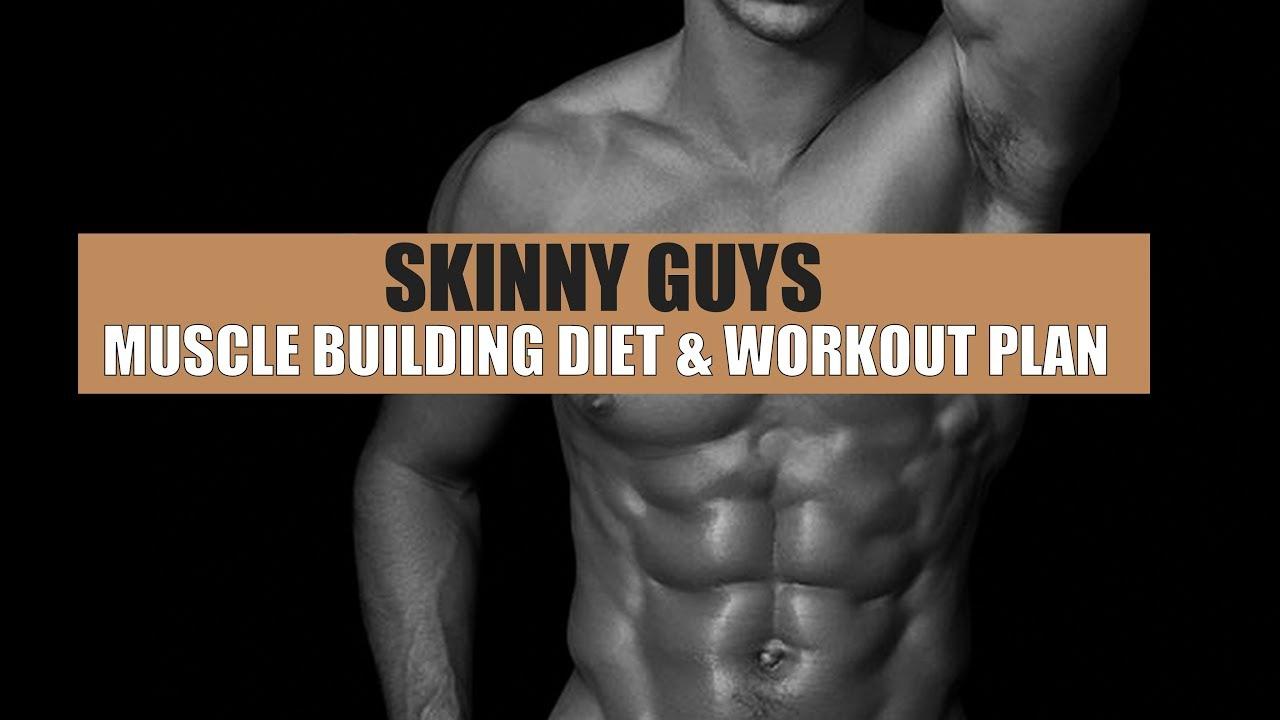 <div>8 Week Muscle Building Diet & Workout Plan for SKINNY GUYS   Guru Mann</div>