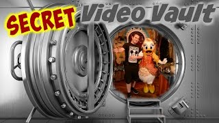 Secret Video Vault | March 2017 Disney Trip