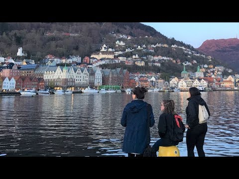 Goodbye Iceland, Hello Norway!!! | Day 9 & 10 - Bergen | #BLEH2017