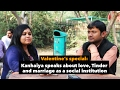 Valentine's Special: Kanhaiya Kumar opens up about his love life