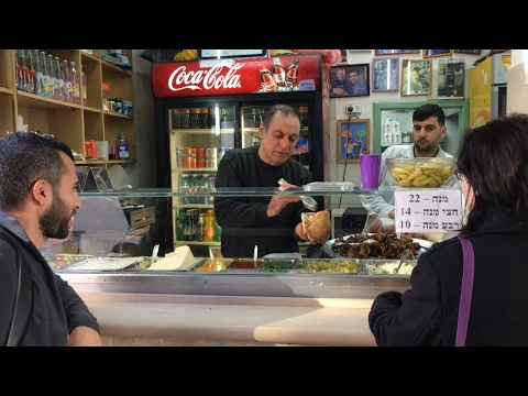 Top 10 Street Foods To Eat In Israel - The Ultimate Israeli Food Tour | BEST Falafel & Hummus Dishes