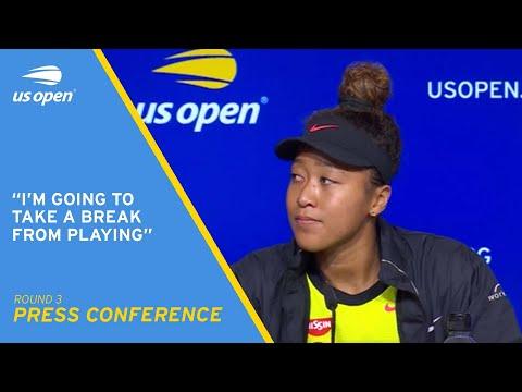 Naomi Osaka Press Conference | 2021 US Open Round 3