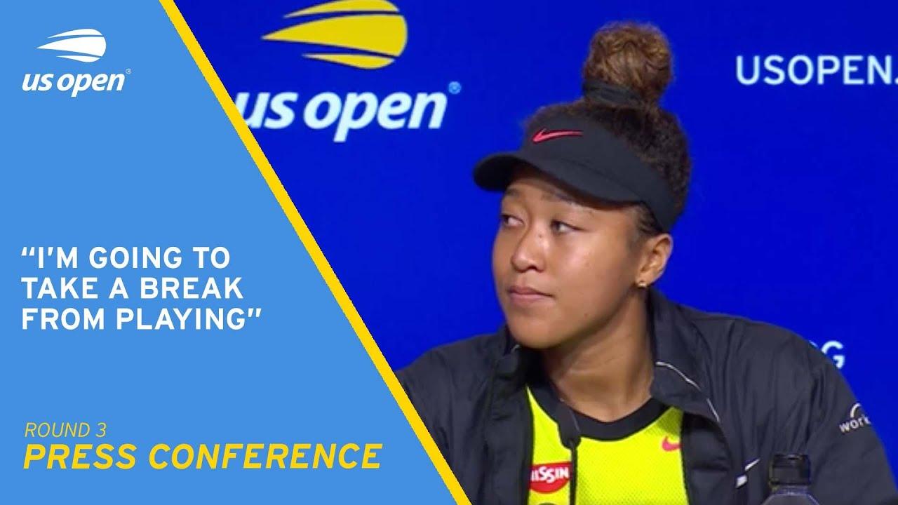 Download Naomi Osaka Press Conference   2021 US Open Round 3
