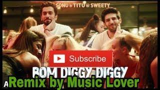Dj Remix | Music lover | Bom diggy diggy | Hard Crack Bass..