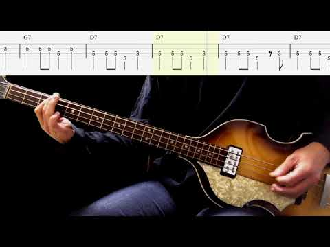 Bass TAB : Some Other Guy - The Beatles