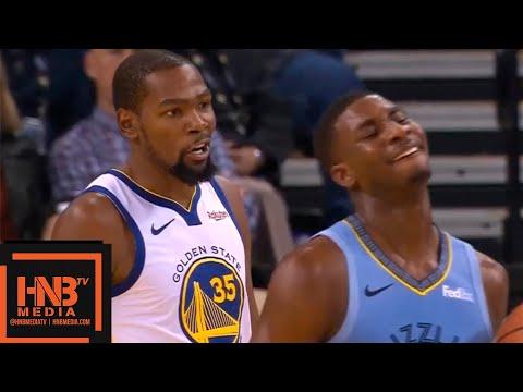 Golden State Warriors vs Memphis Grizzlies 1st Half Highlights   11.05.2018, NBA Season