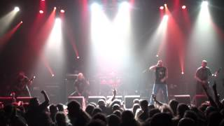 Suffocation - Effigy Of The Forgotten LIVE ( Neurotic Deathfest 2012 )