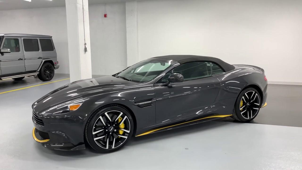 2019 Aston Martin Vanquish S Walkaround In 4k Youtube