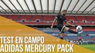 Test en campo adidas Mercury Pack // Las Botas de la Euro