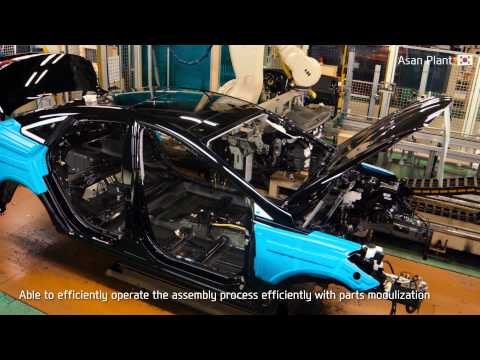 Hyundai Motors Company PR Movie - Asan Plant