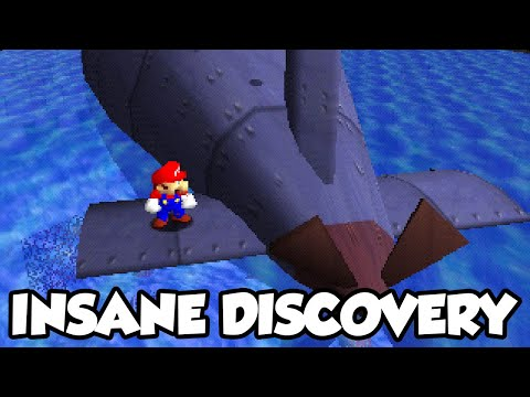 Nintendo's big mistake that made Super Mario 64 super slow