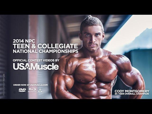 Npc teen national bodybuilding