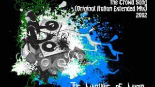 Rhythm Gangsta The Crowd Song Original Italian Extended Mix