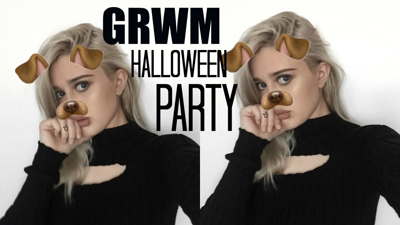 Grwm Halloween Party 4 Easy Halloween Costume Ideas Youtube Sure, a pumpkin carving party can get messy—but it's so much fun that it's sure to become an annual tradition anyway. youtube